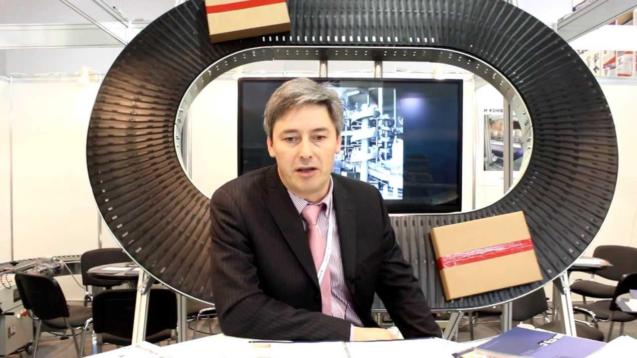 Упаковочные материалы и оборудование для вторичной упаковки, ООО Союзпак,  Агропродмаш — 2013