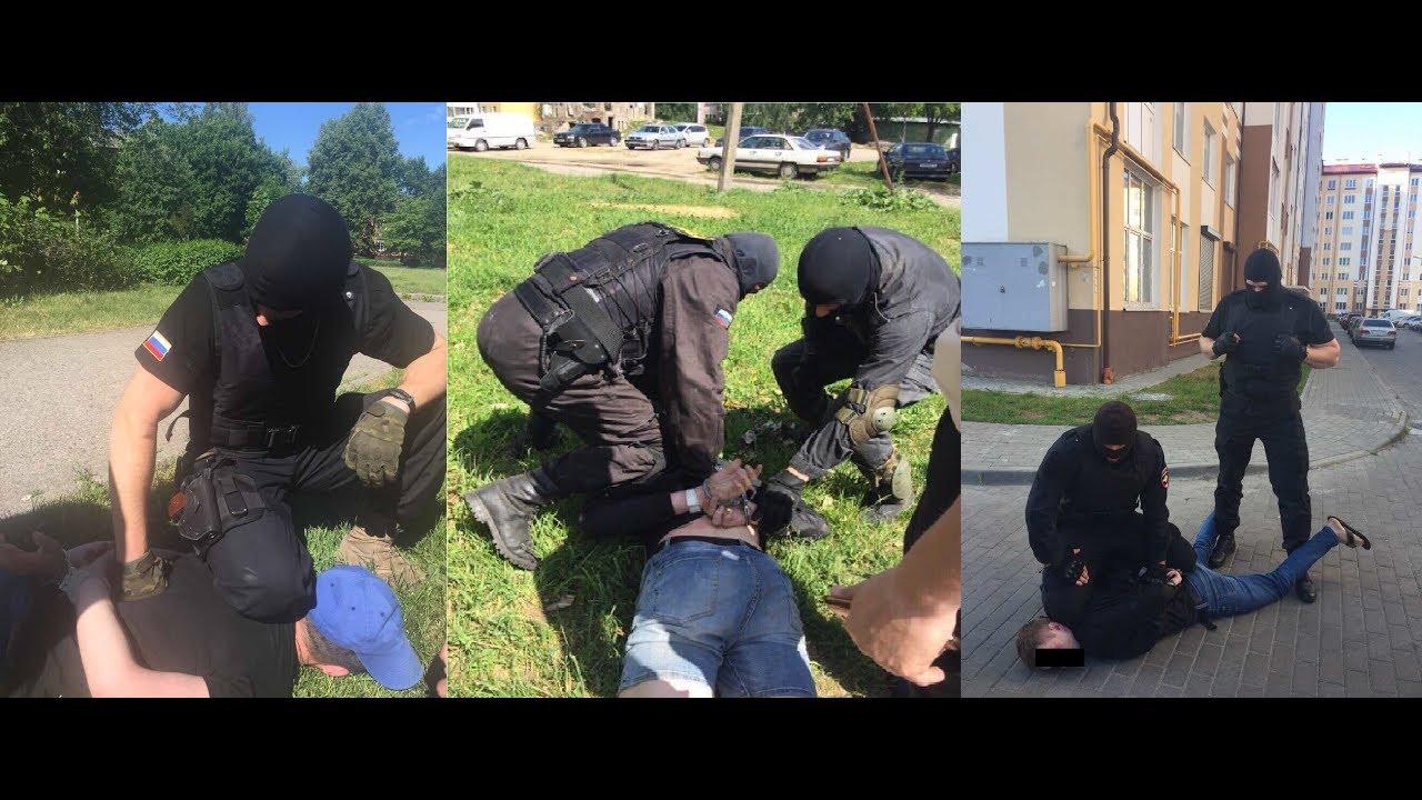 В Калининграде полицейские пресекли деятельность ОПГ наркоторговцев