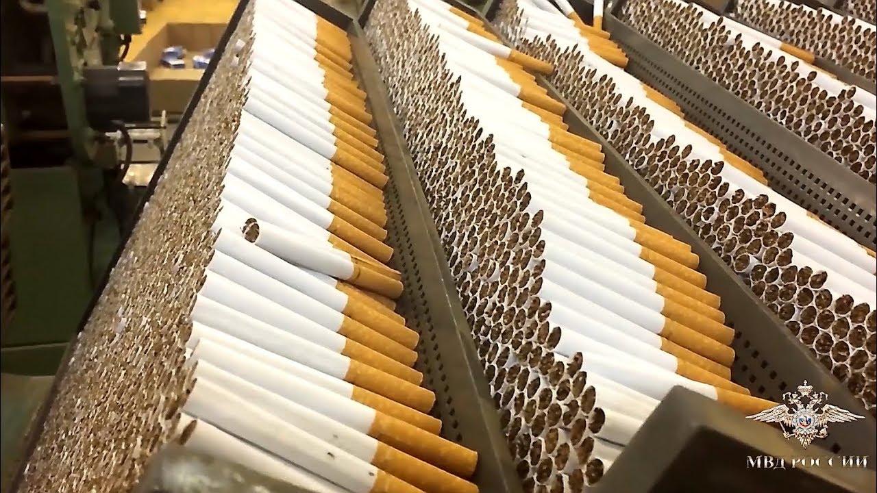 В Калмыкии выявлено нелегальное производство табачной продукции