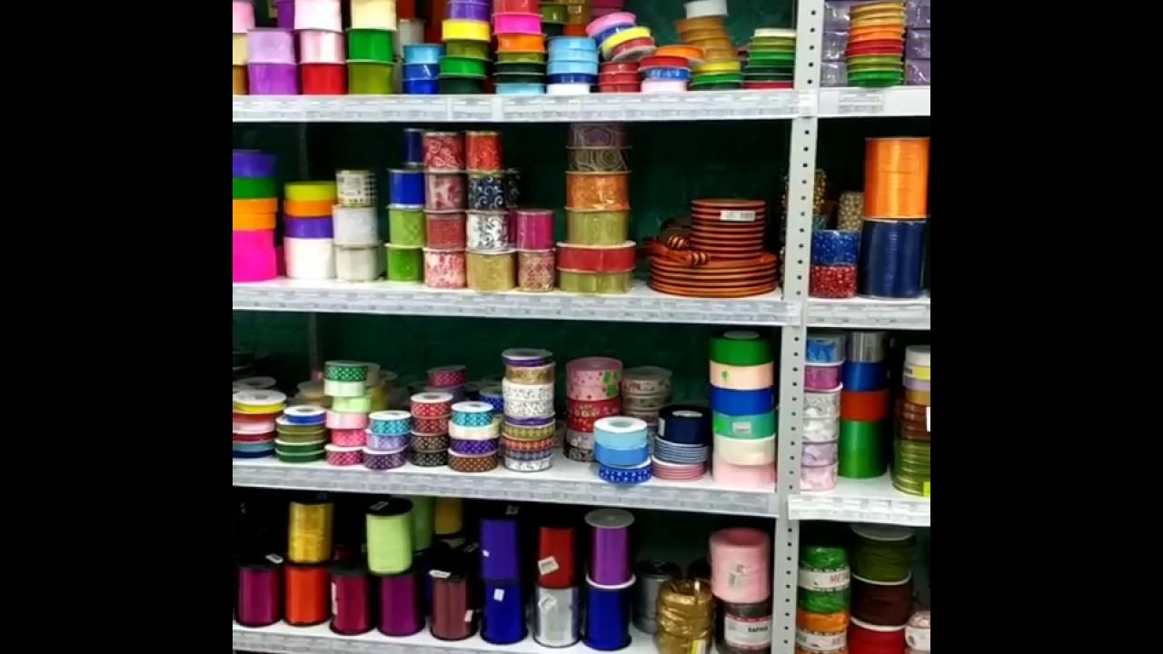 Мы собрали у себя внушительную коллекцию упаковочных материалов!