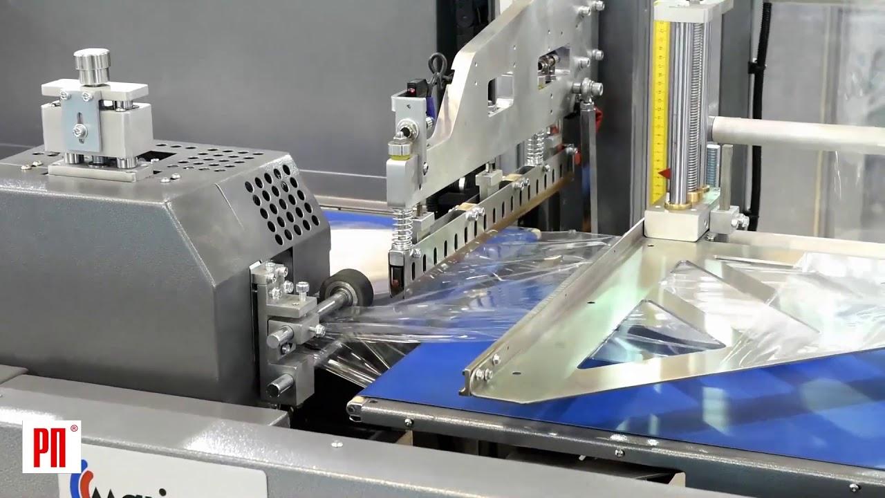 Упаковочные конвейерные аппараты Maripak Impack