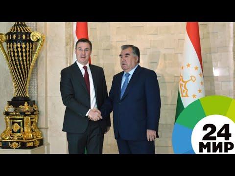 Выгодное сотрудничество: Рахмон и Патрушев обсудили экспортный потенциал Душанбе — МИР 24