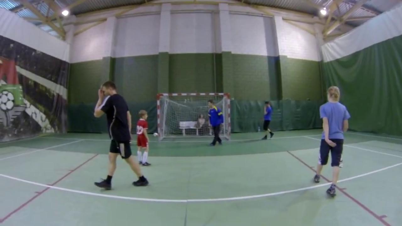 Корпоративно-спортивное мероприятие (футбол)