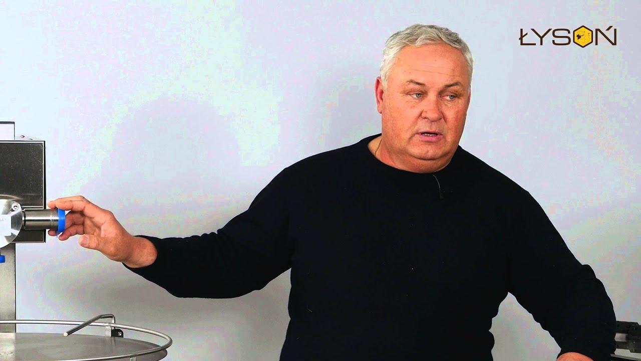 Насос-дозатор для перекачки меда — LYSON RU