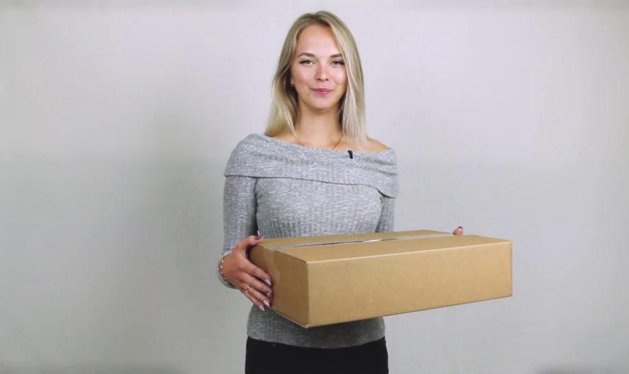 Коробка из гофрокартона (14 литров)