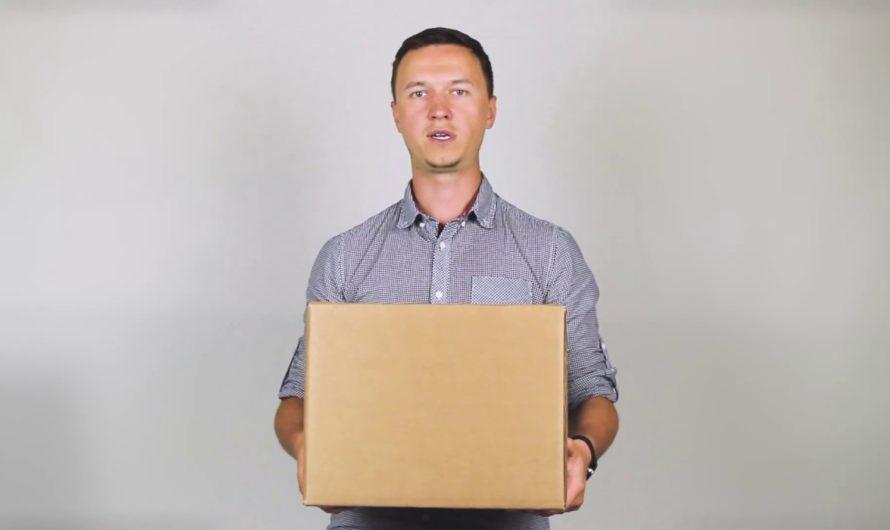 Сверхпрочная коробка (27 литров)