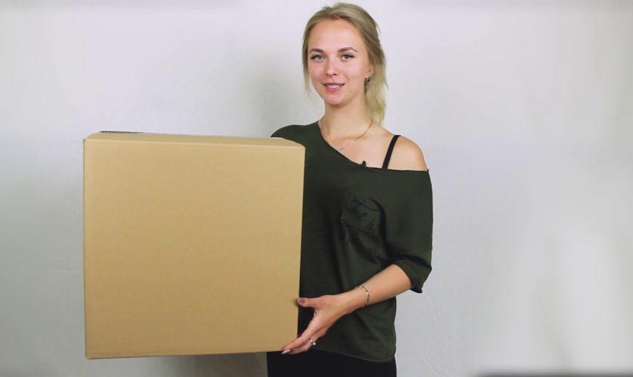 Сверхпрочная коробка 58 литров